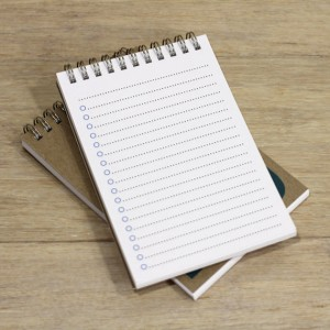 List Notebook
