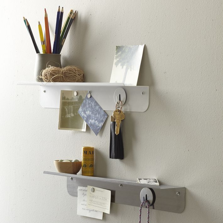 Magnetic Shelf
