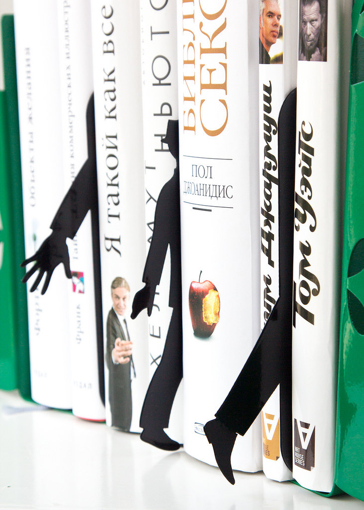 Mystery Book Dividers