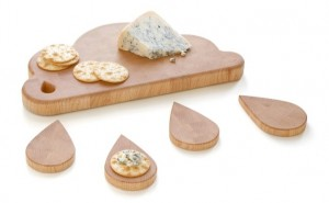 NIMBUS CLOUD SERVING BOARD