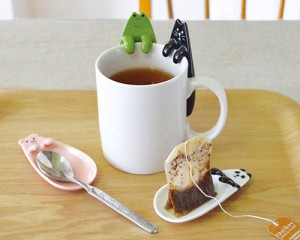 Animal Tea Bag Tray
