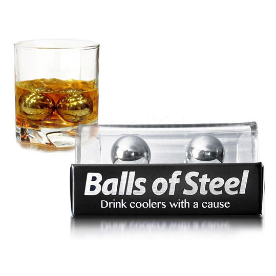 Balls of Steel Drink Chillers