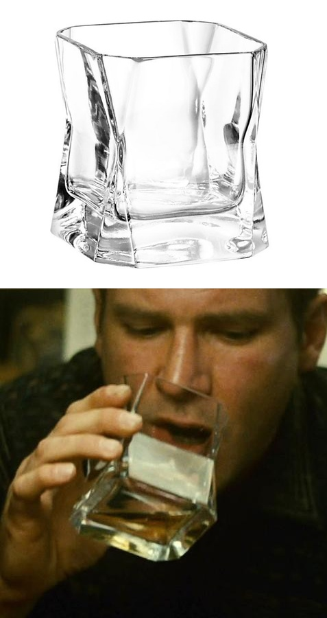 Blade Runner Whisky Glass