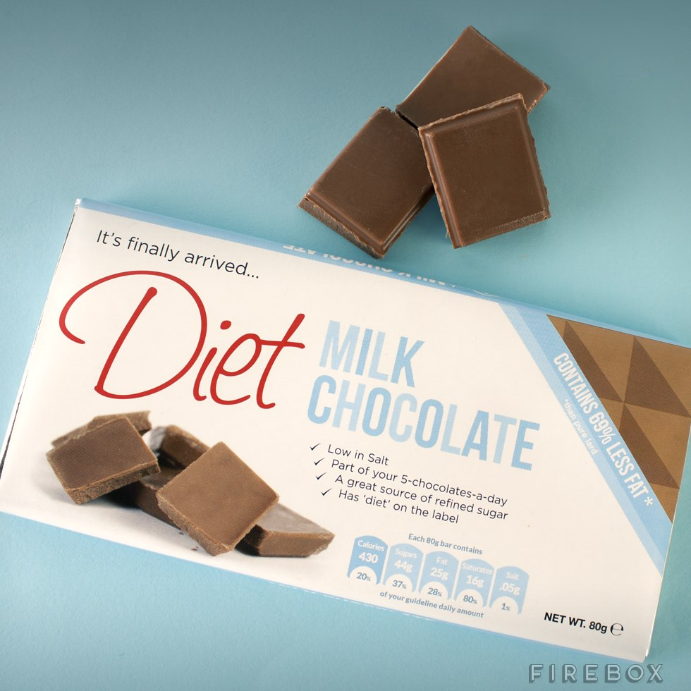 Diet Chocolate