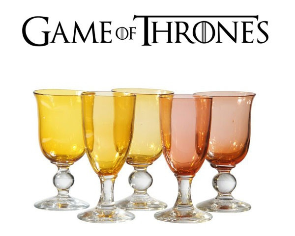 Game of Thrones Chalice Game of Thrones Goblets
