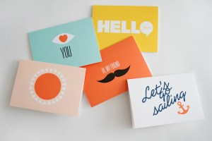 Greetings, Dear Friend Card Set