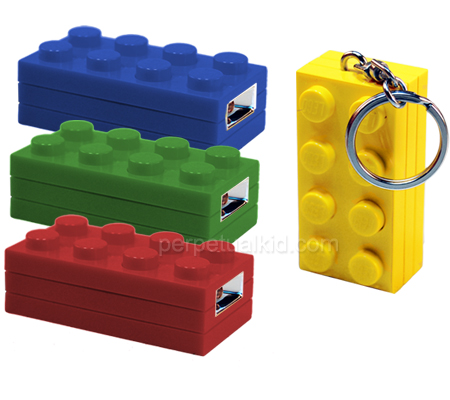 LEGO Block Key Light