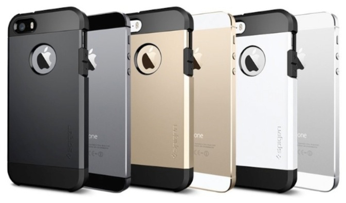 SPIGEN SGP SGP10490 Tough Armor Case for iPhone 5_5S_