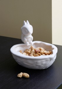 Shelling Out Snacks Bowl
