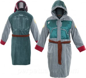 Star Wars Boba Fett Bathrobe