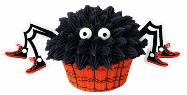 Wilton Halloween Baking Cupcake Kit