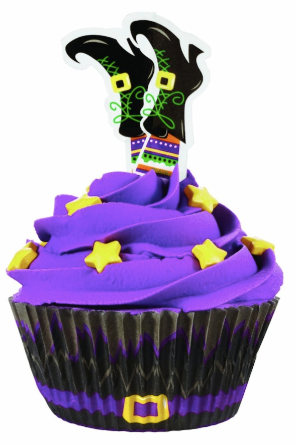 Wilton Witch Baking Cupcake Kit