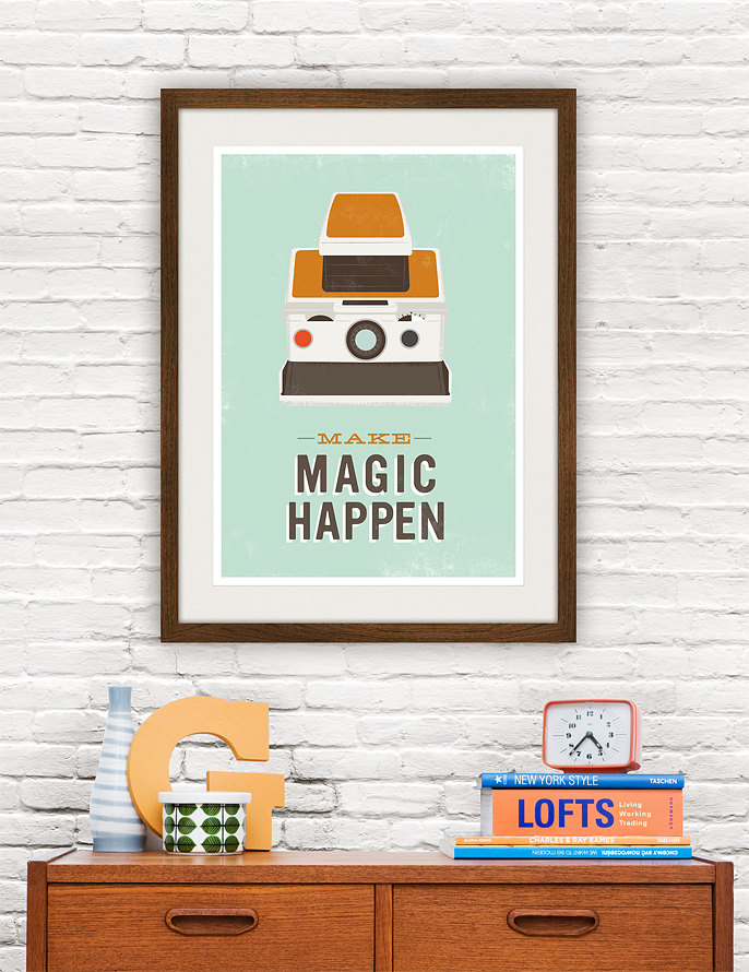 Make Magic Happen Print