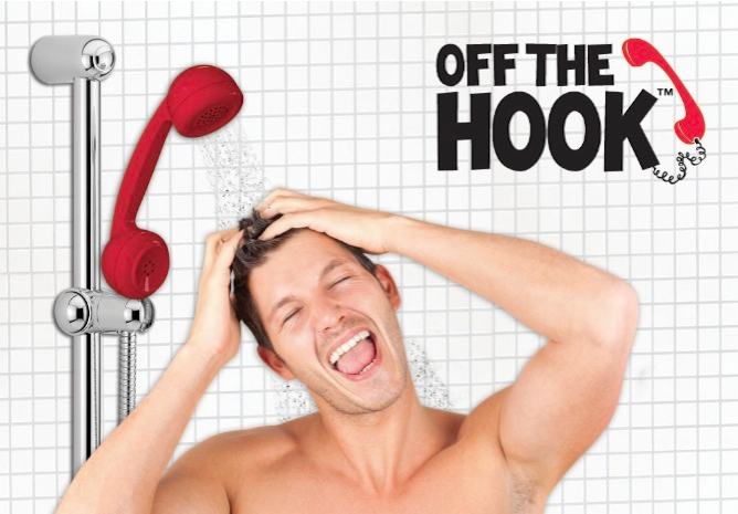 Off the Hook Shower Head1