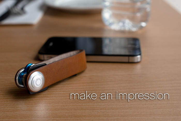 Creative product designs #48- Orbitkey Keychain