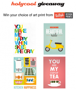 ReStyle Prints Giveaway