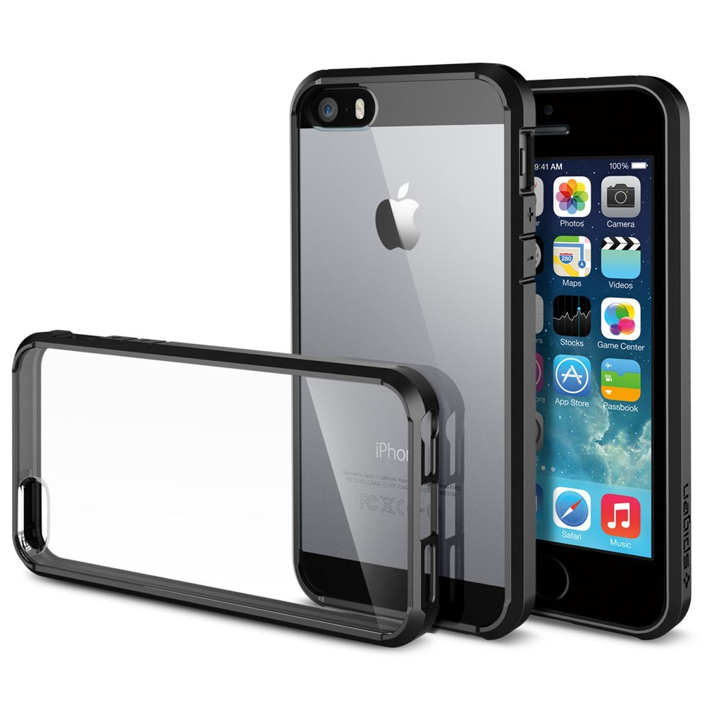 Spigen Ultra Hybrid Air Cushioned iPhone5_5s Case