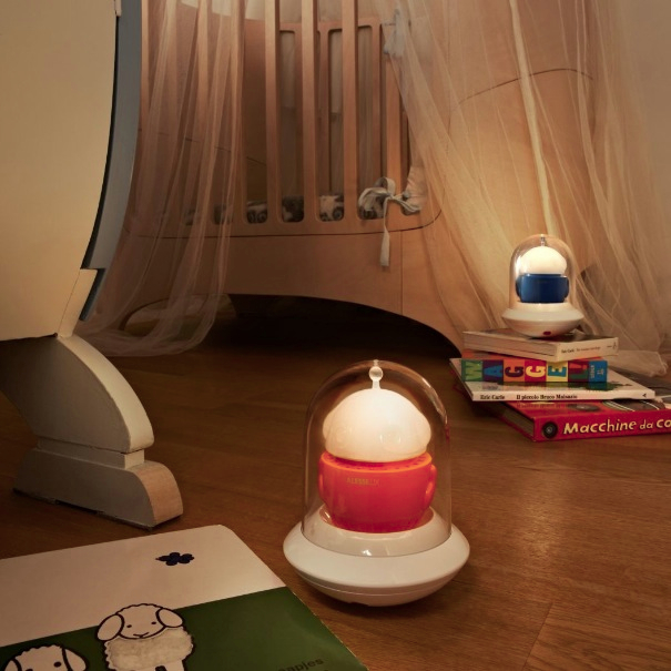 UFO Portable Table Lamp