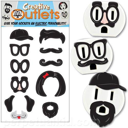 CREATIVE OUTLETS STICKERS