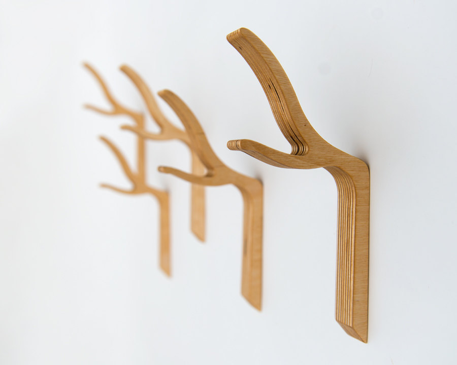 Twig Modern Wall Hook