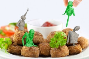 Food Zombie Party Picks