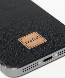 Truffol iPhone Skin Logo