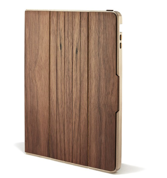 Awesome Gadgets #52 - Grovemade Walnut iPad Case