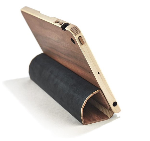 Grovemade Walnut iPad Case2