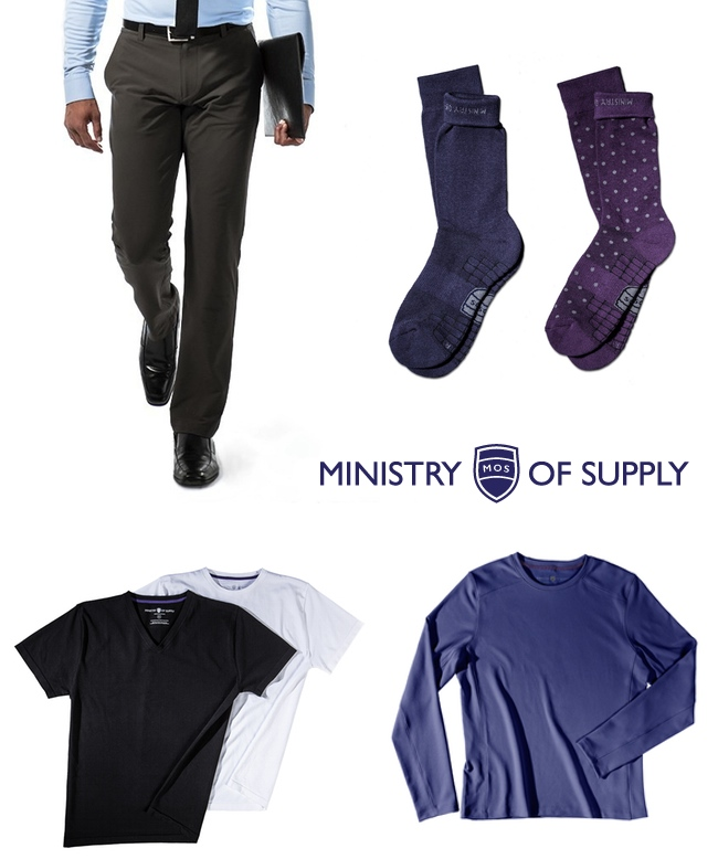 Ministry of Supply Products