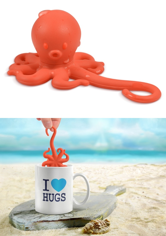 Octeapus The Tentacled Tea Infuser