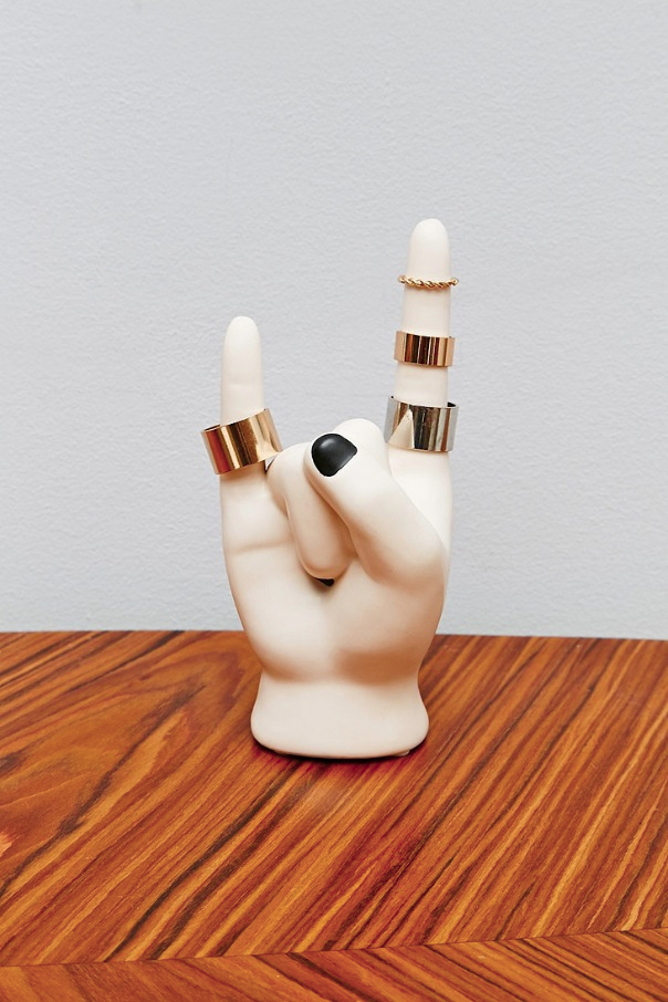 Rock On Hand Ring Holder Holycool Net