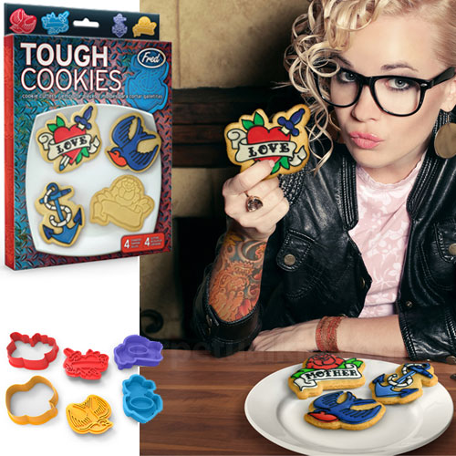 Tough Cookies Cutter