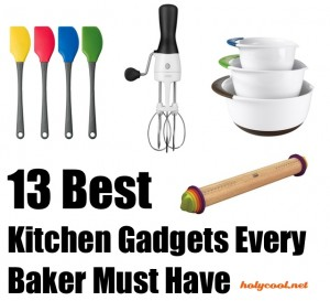Best Kitchen Gadgets for Bakers