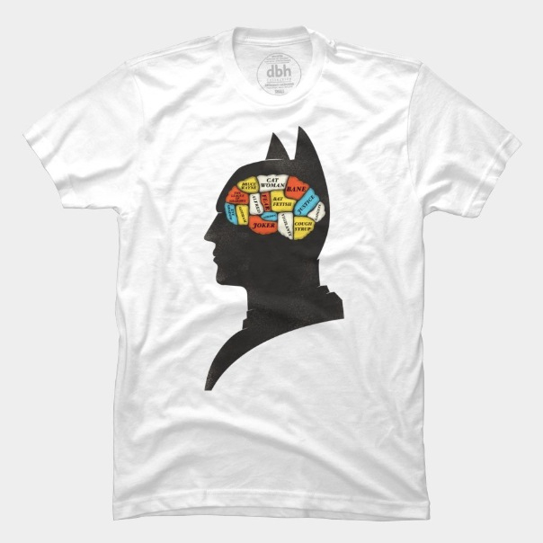 Batman Phrenology