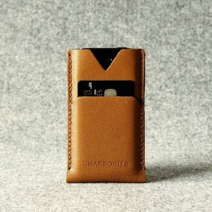 Hand-Stitched-iPhone-55s-Wallet-in-Brown-by-Charbonize