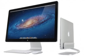 Rain Design, Inc. mTower Vertical Stand for Laptop
