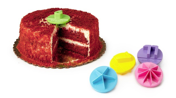 cake slice marker set