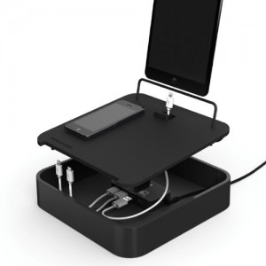 Bluelounge Sanctuary4 - 4-amp Charging Station_