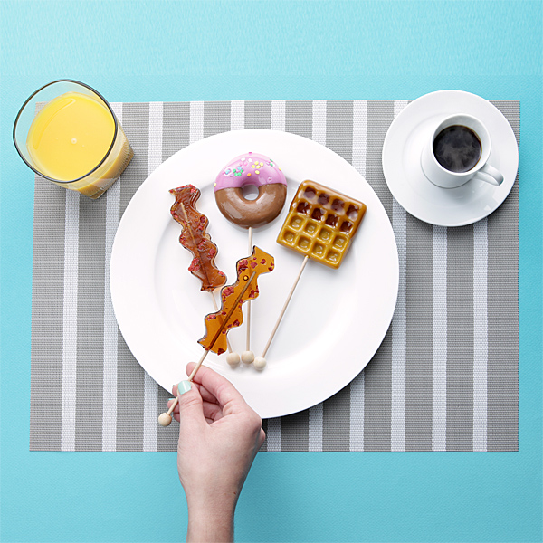 Breakfast Lollipop Set_