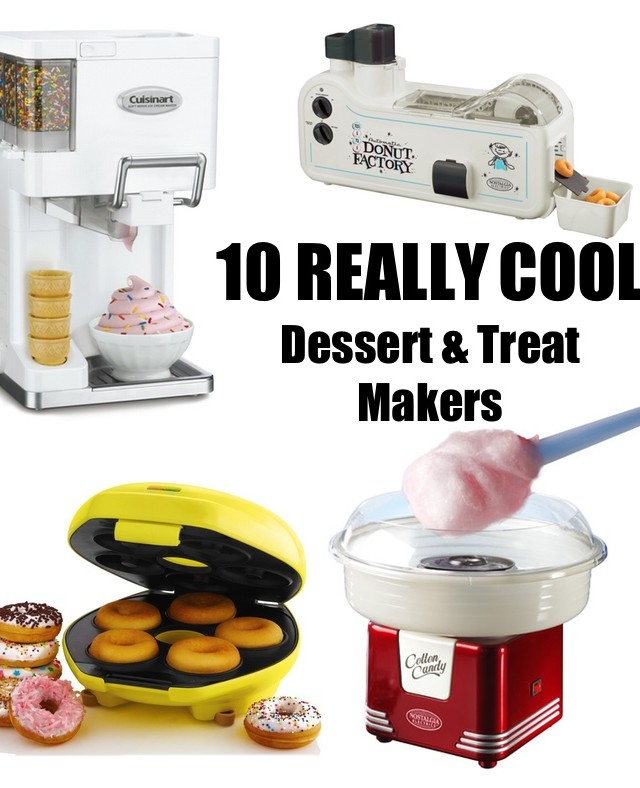 Dessert and Treat Makers