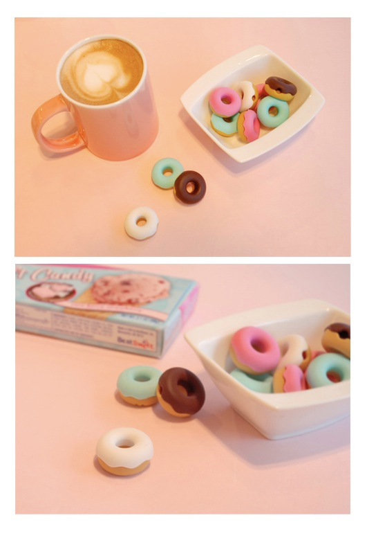 Doughnut Earphone Organizer_
