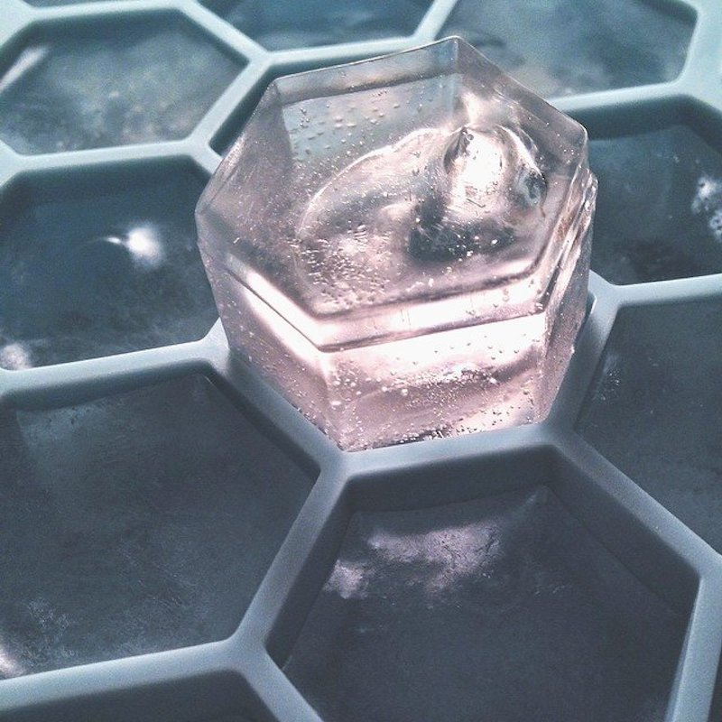 Hex-Ice-Cube-Tray