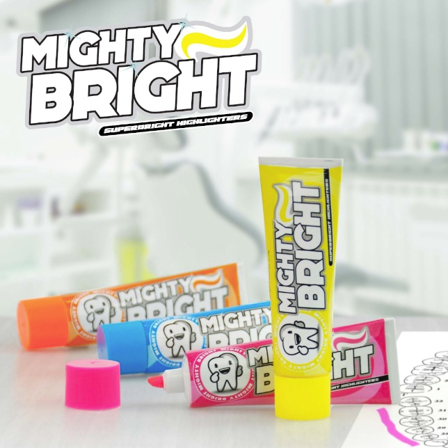 Mighty Bright Highlighters