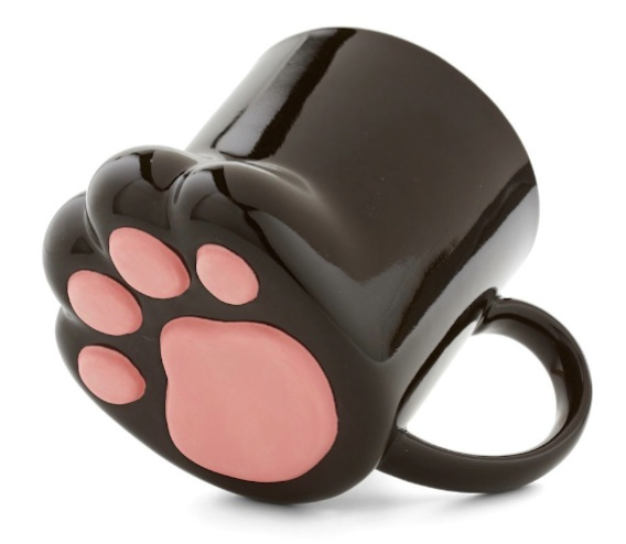 Pawsitively Bemused Mug