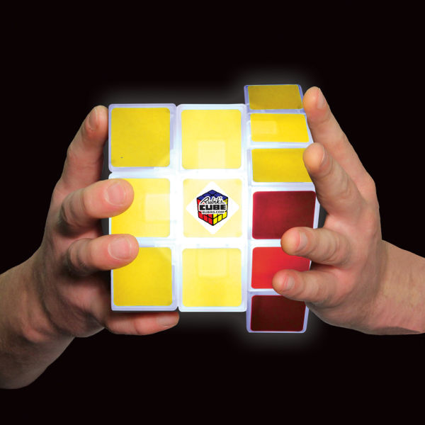 Rubik's Cube Desk Light_