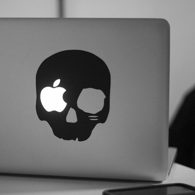 The-Dark-Skull-NW14-Laptop-Decal