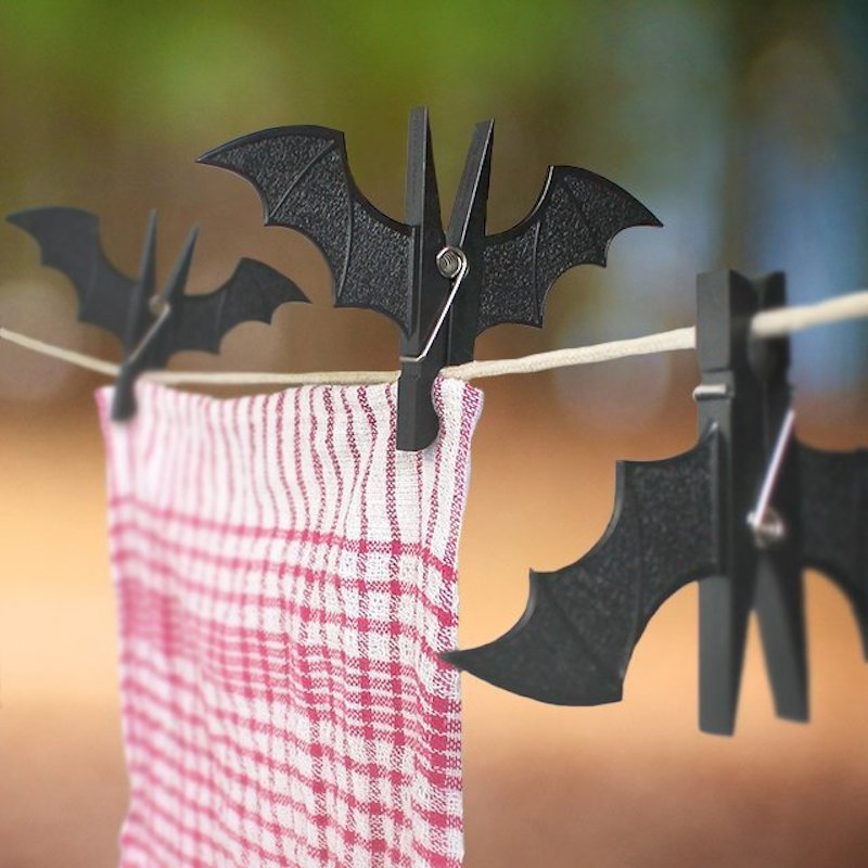 Bat-Peg-Clips