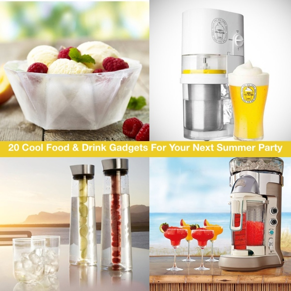 Food and Drink Gadgets
