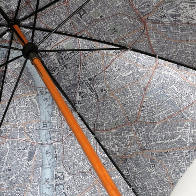 Map-Lined-Umbrella-by-London-Undercover