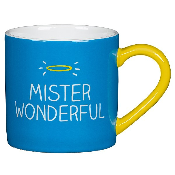 Mr Wonderful Mug - Happy Jackson